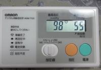 平成31年2月15日16時の血圧