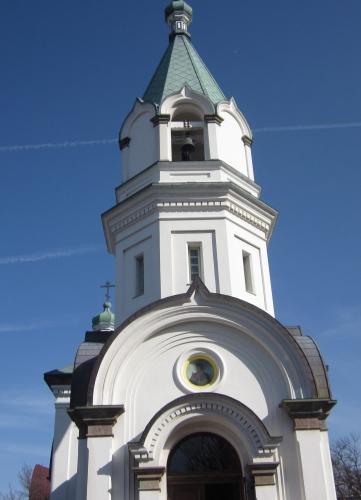 ハリスと正教会