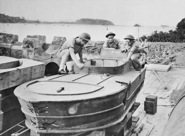 Yokosuka Naval BaseJapanSeptember 1945