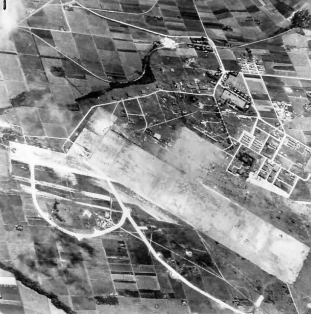 s_Japanese Aslito airfield on Saipan 1944