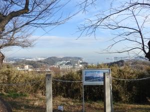 ここが塚山公園か。
