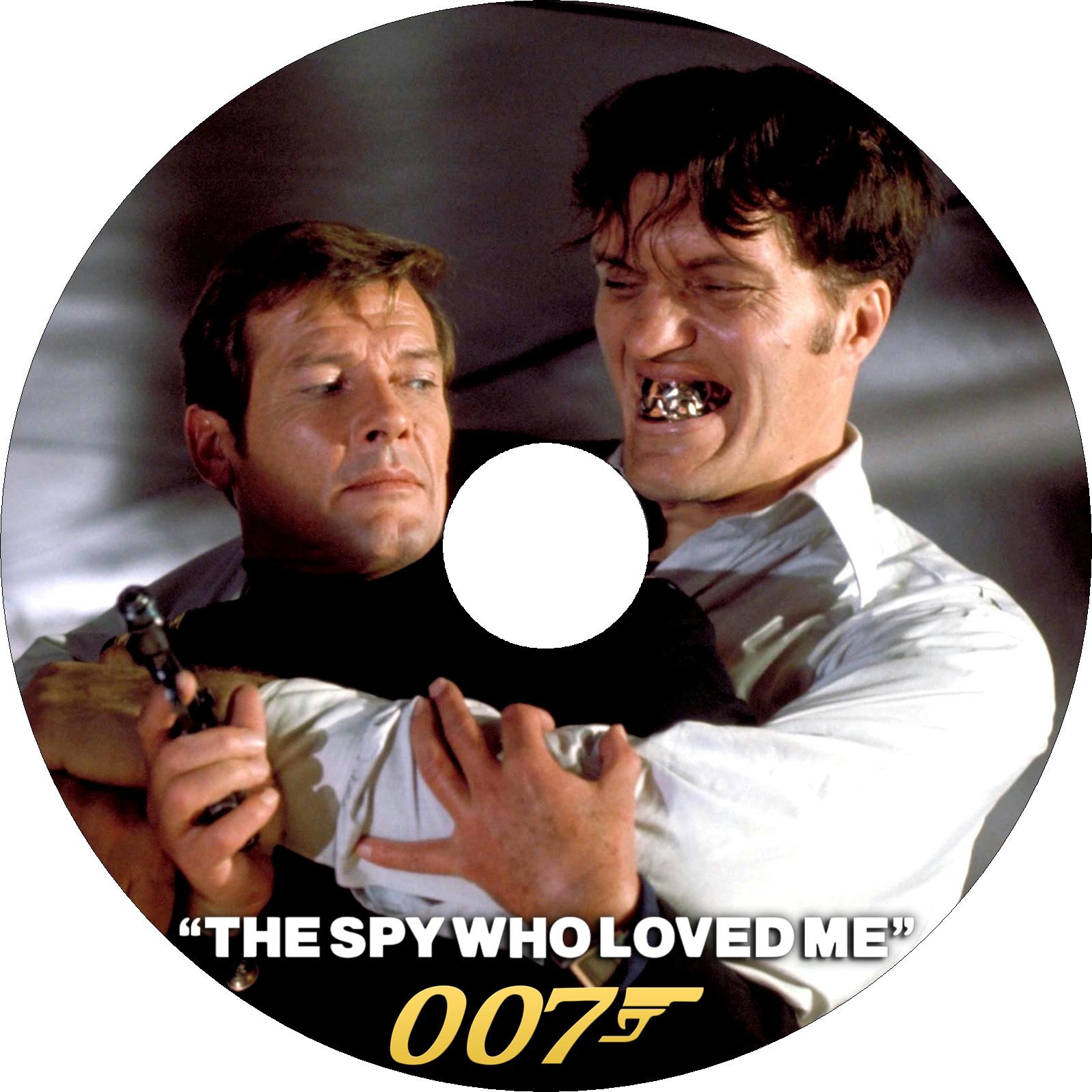 007 私を愛したスパイ ラベル(ジョーズ)