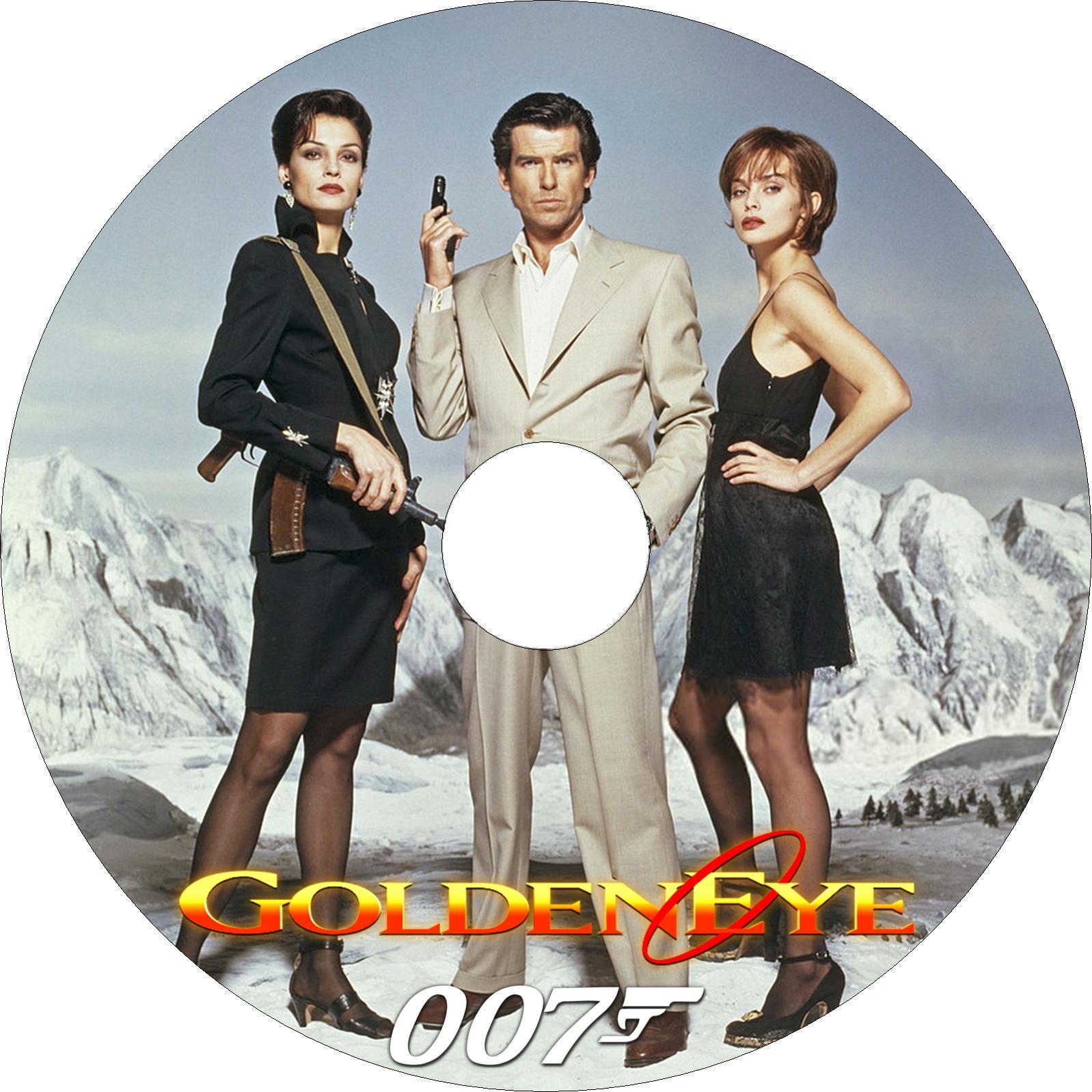 007 ゴールデンアイ ラベル