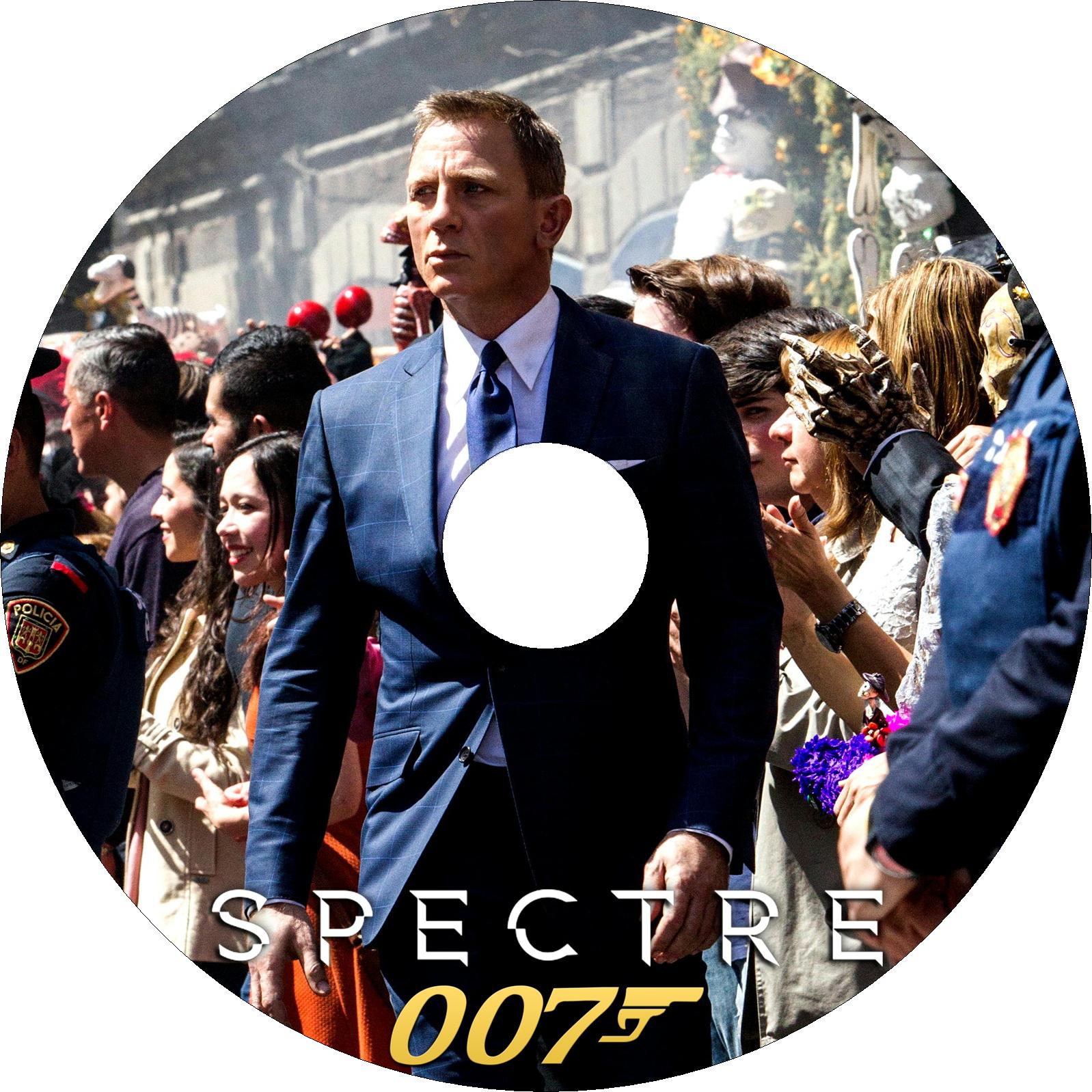 007 スペクター ラベル
