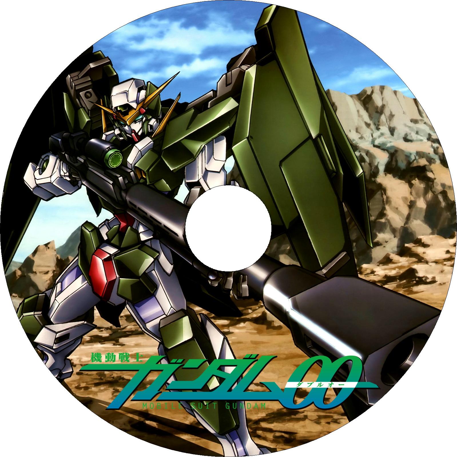 機動戦士ガンダム00 ラベル(汎用)2
