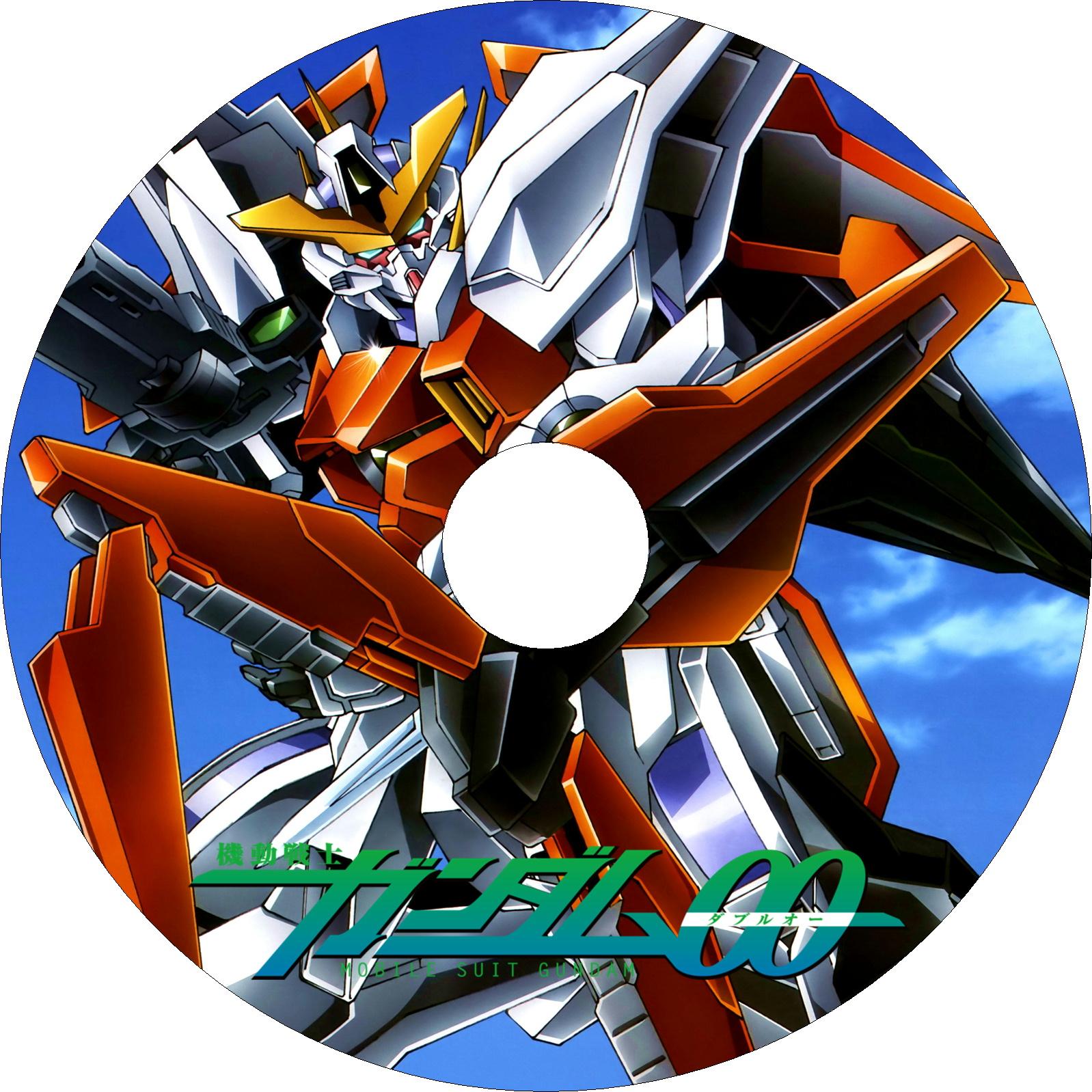 機動戦士ガンダム00 ラベル(汎用)3