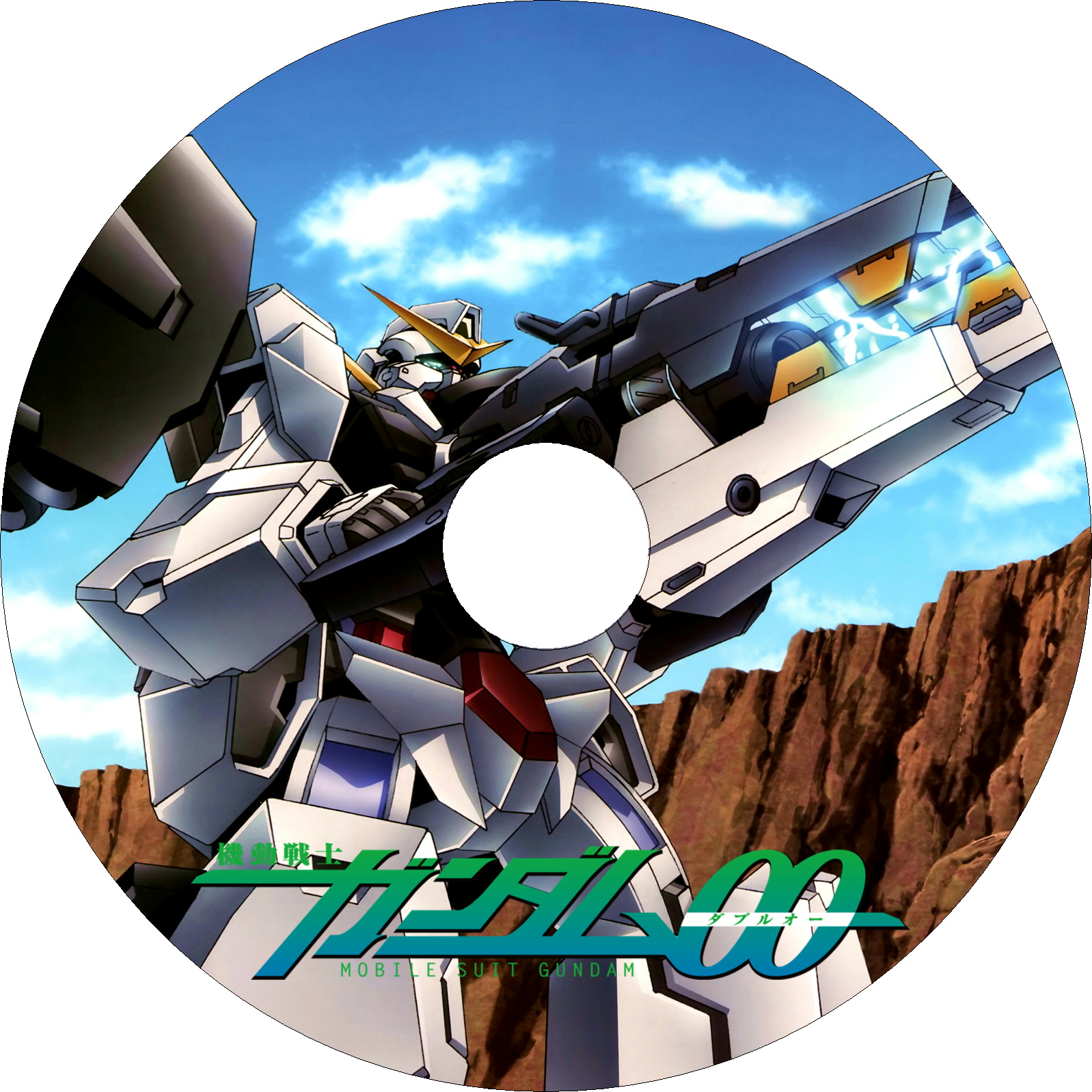 機動戦士ガンダム00 ラベル(汎用)4
