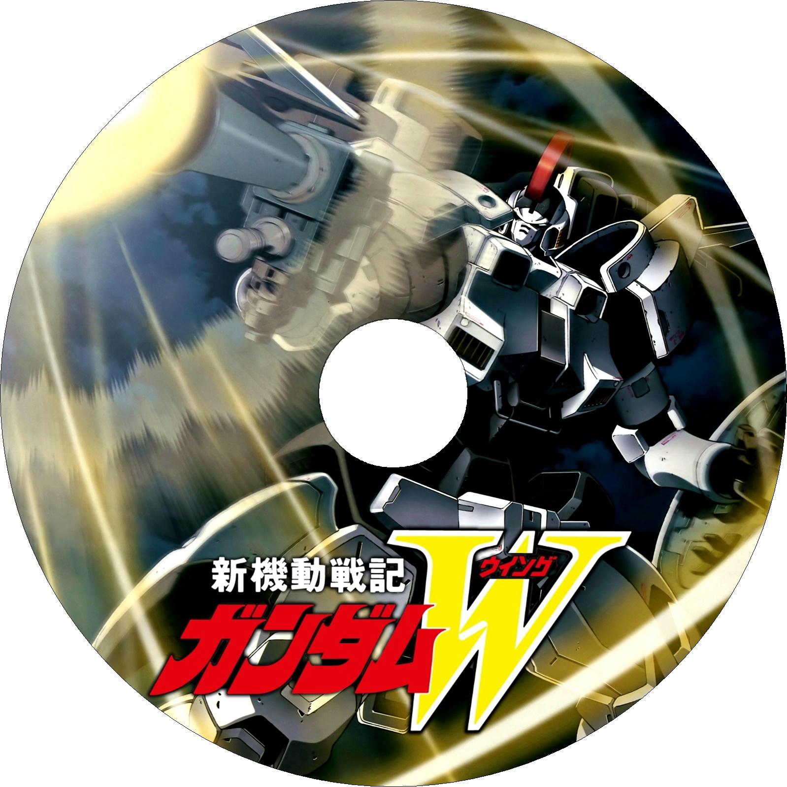 新機動戦記ガンダムW ラベル(汎用)2改