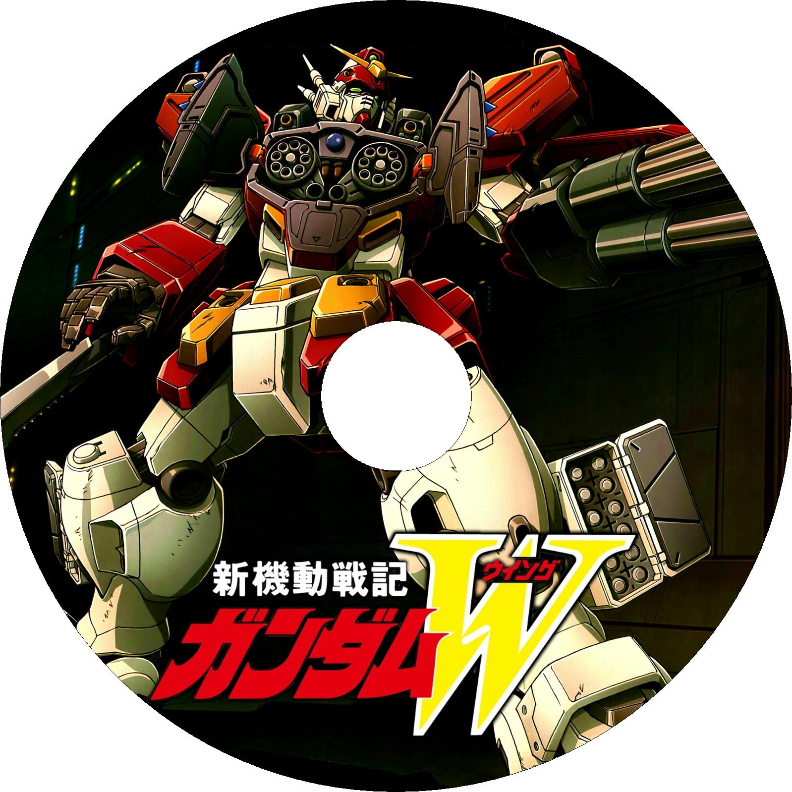 新機動戦記ガンダムW ラベル(汎用)3改