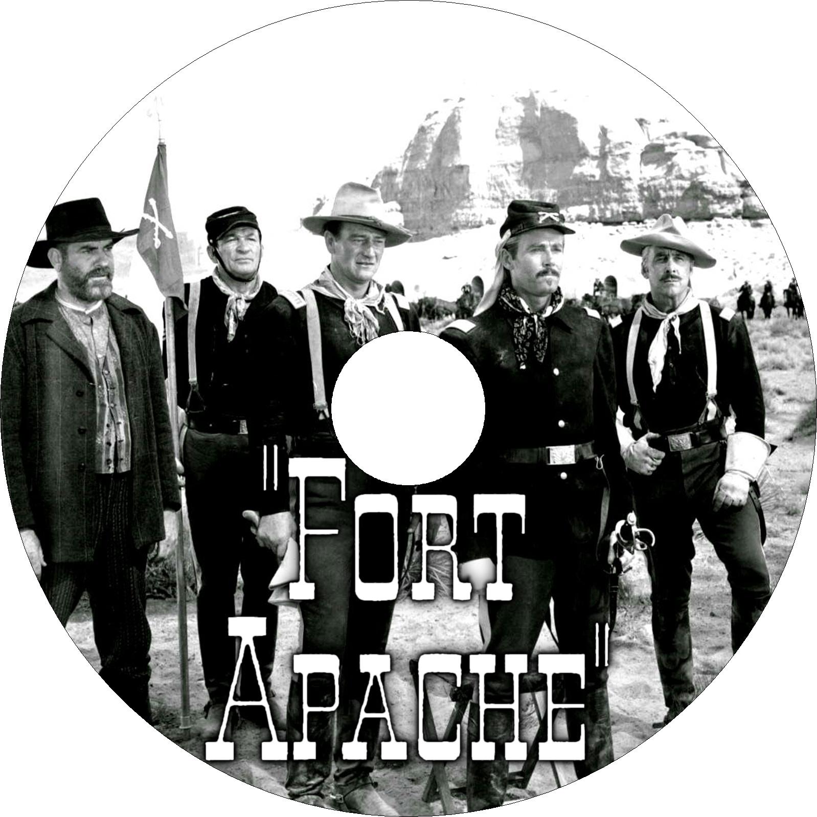 アパッチ砦 ラベル改