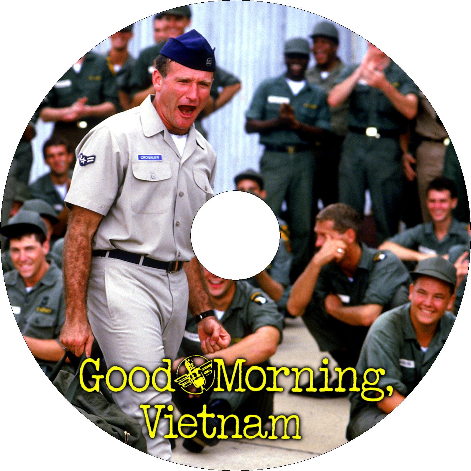 グッドモーニング, ベトナム ラベル
