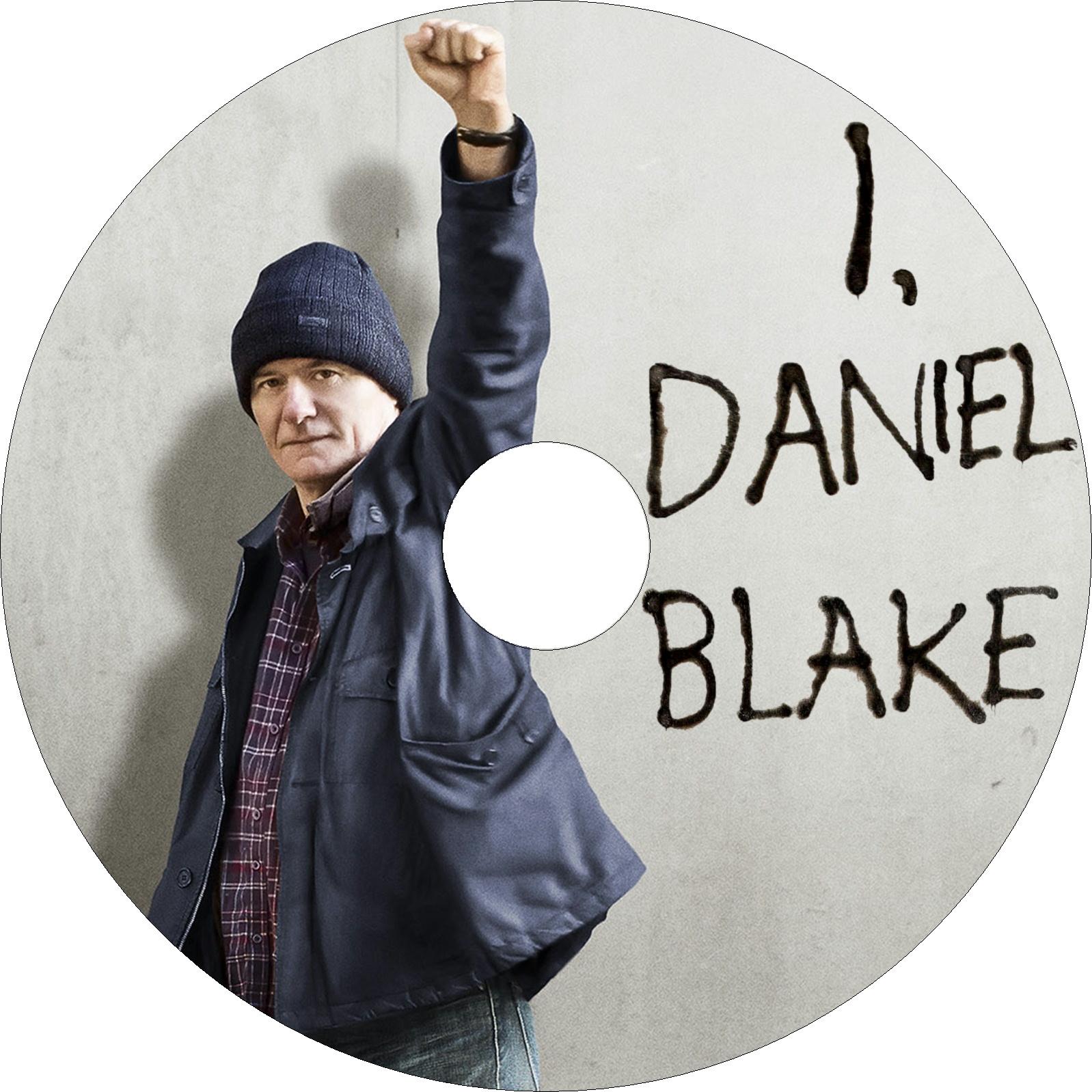 わたしは、ダニエル・ブレイク ラベル