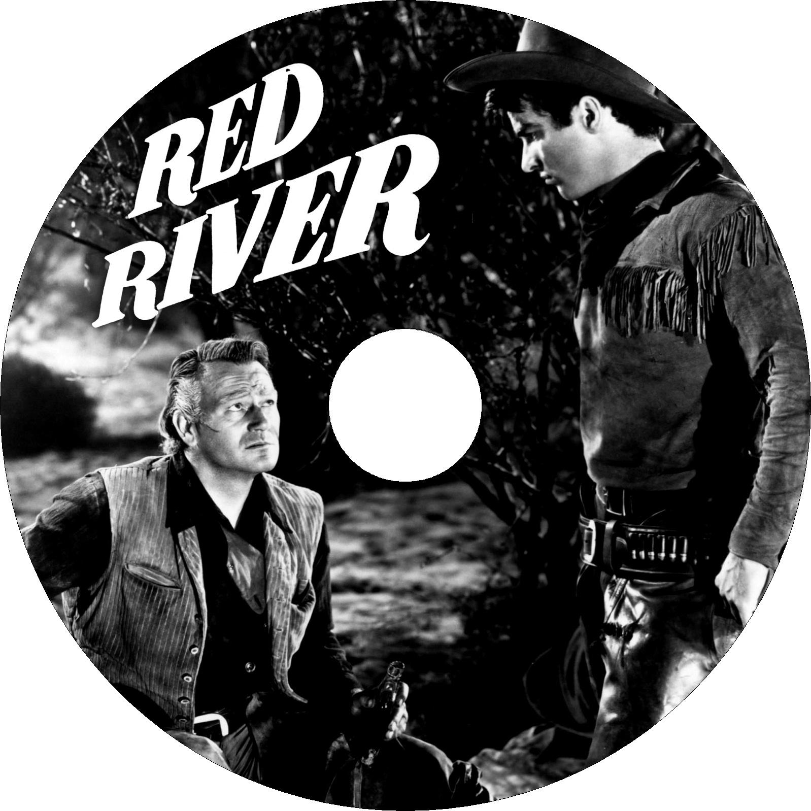 赤い河 ラベル