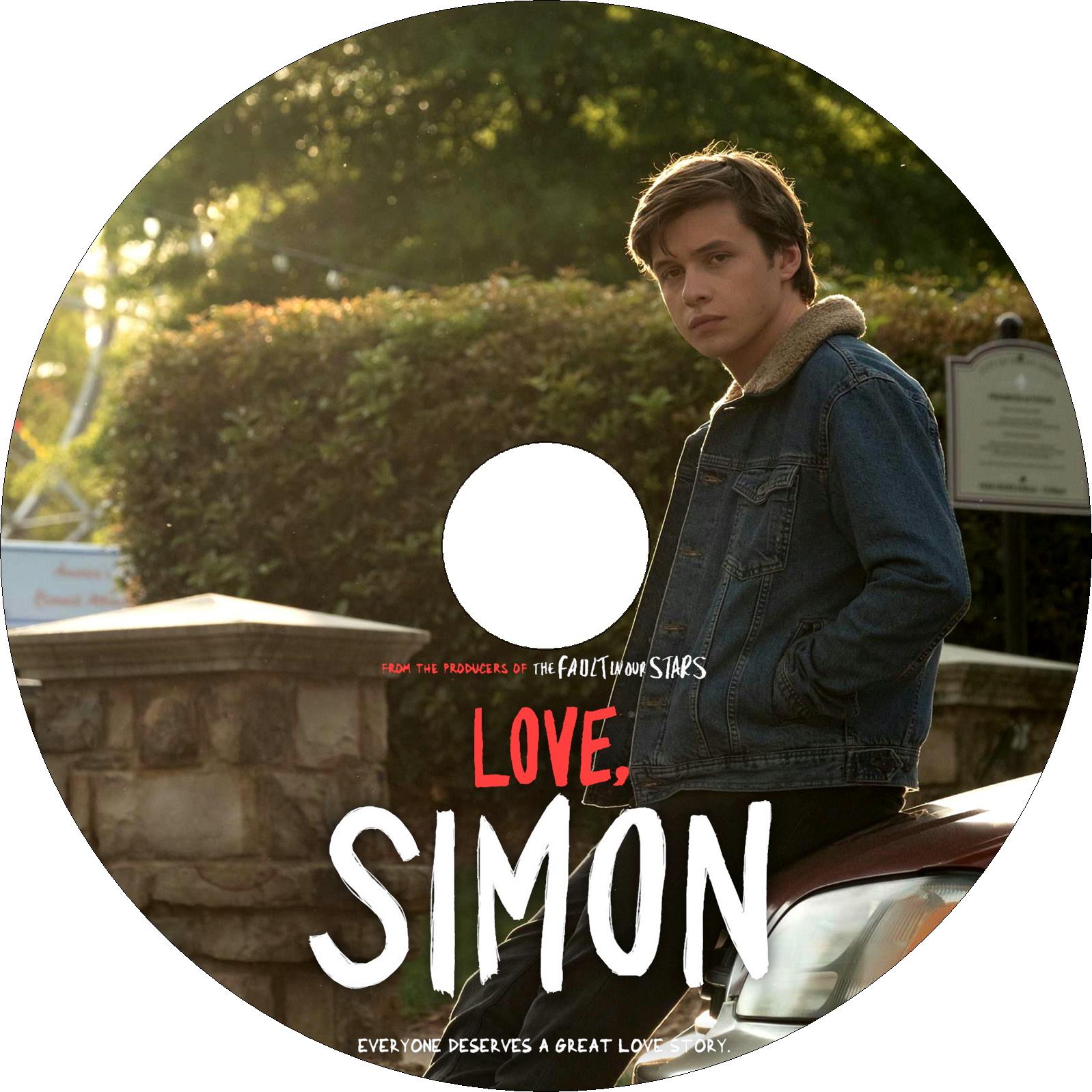 Love, サイモン 17歳の告白 ラベル