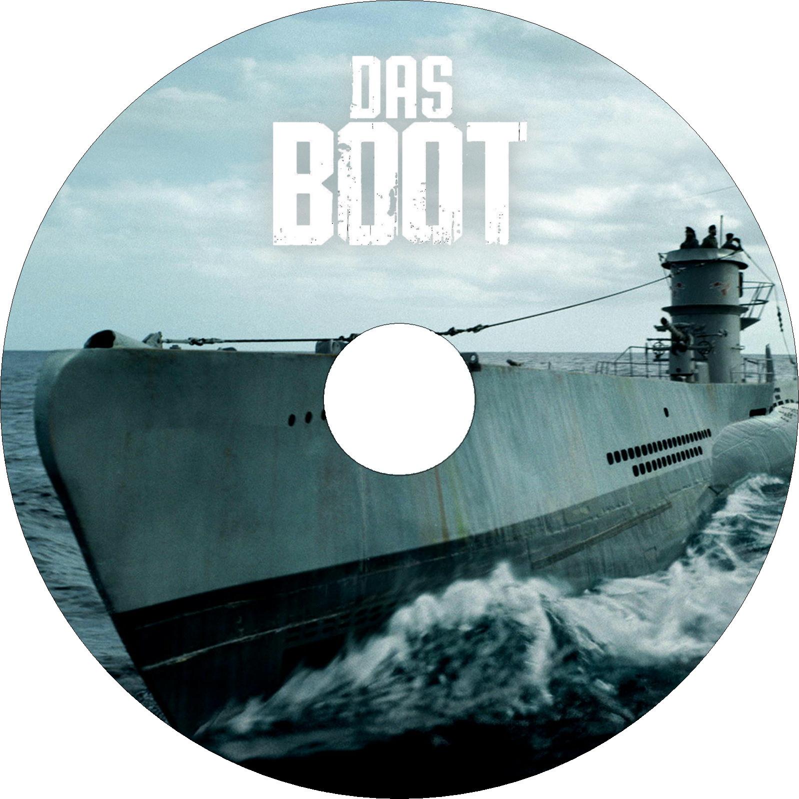 Uボート ザ・シリーズ 深海の狼 ラベル2
