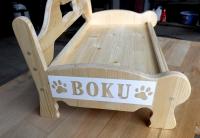 オーダー犬用ペット食台012