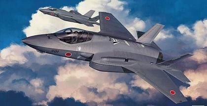 空自F35