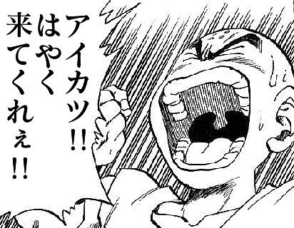 アイカツ!!はやくきてくれー!!
