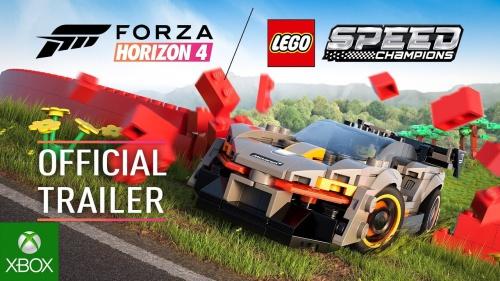 『Forza Horizon 4』拡張第2弾「LEGO Speed Champions」配信開始