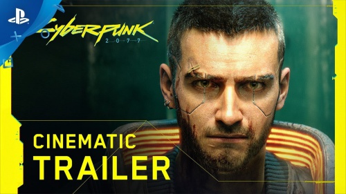 Cyberpunk 2077 - E3 2019 Cinematic Trailer PS4