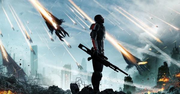 Mass Effect 3の結末