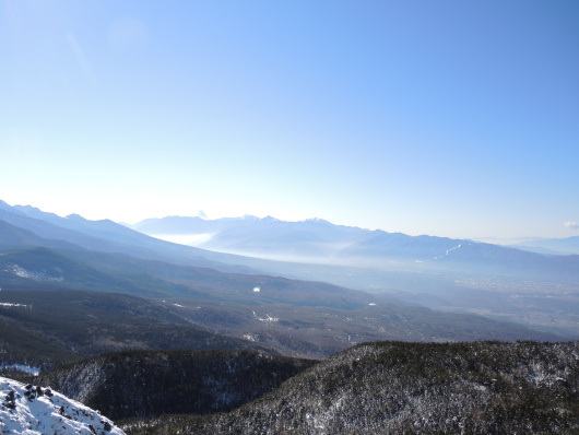 2019.01.北横岳