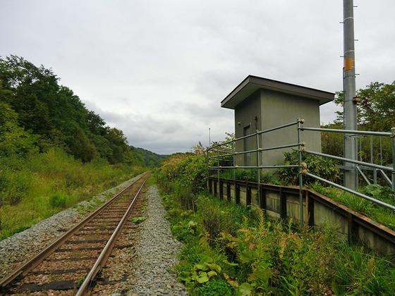 路線の思い出 第261回 宗谷本線・智東駅跡 - 風来梨のブログ