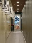 サバ6製麺所南森町店@大阪天満宮