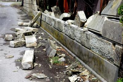 鋸南町の被害
