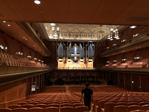 県劇ホール