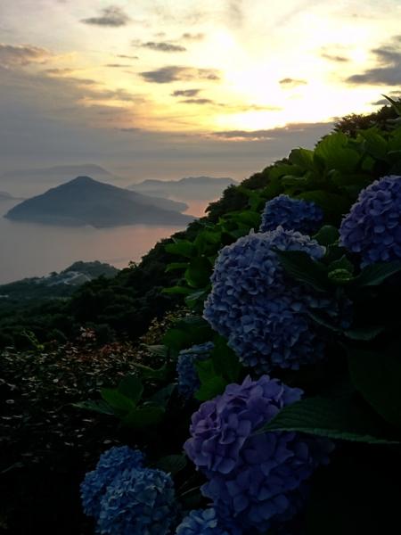 紫雲出山10
