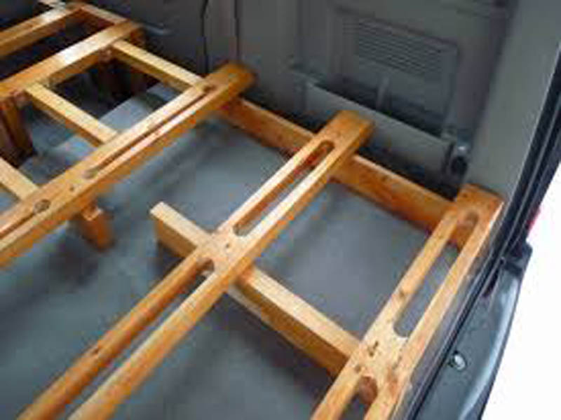 床構造軽量化