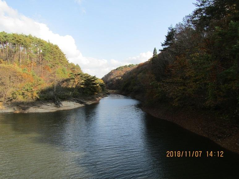 湖水の秋1