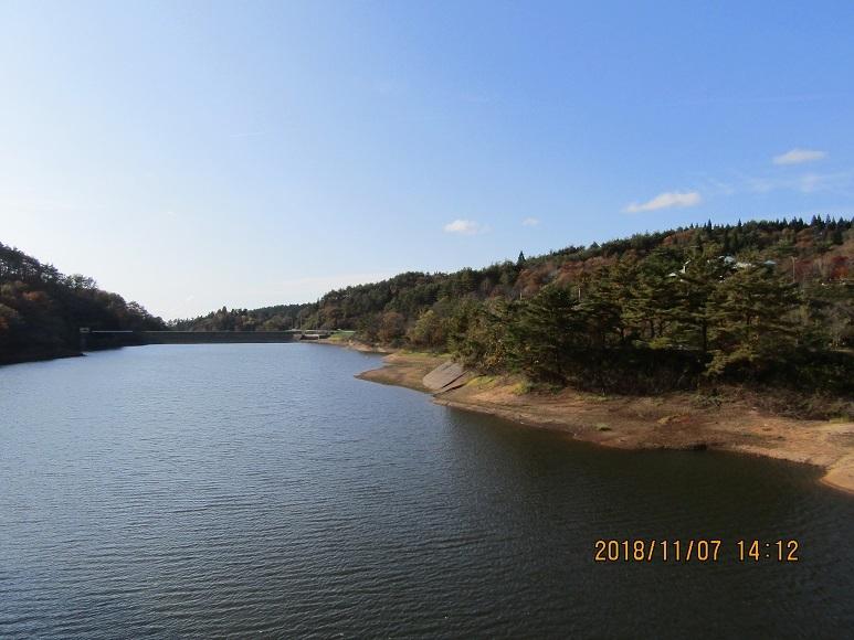 湖水の秋2