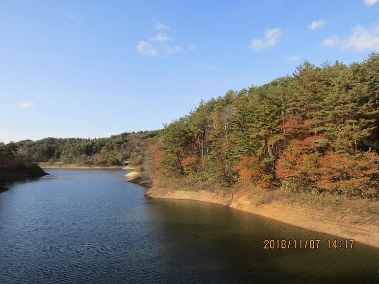 湖水の秋3