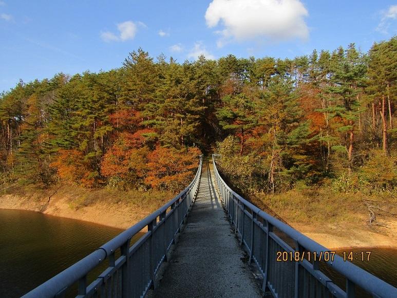 湖水の秋4