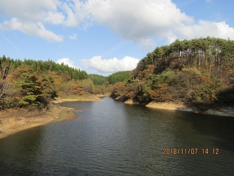湖水の秋5