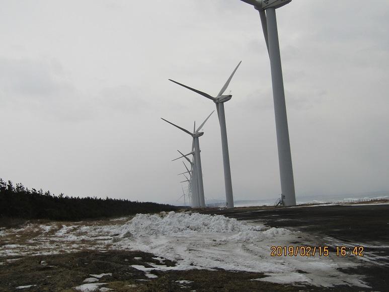 釜谷浜風車3