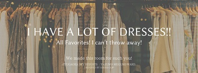 I HAVE A LOT OF DRESSES!2019400