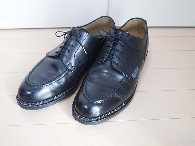 パラブーツ シャンボード靴磨き選手権20190210全体