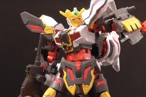 SDBD ガンダムベース限定 RX-零丸(獅子吼)t