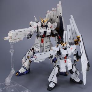 MG νガンダム HWS Ver.Ka (1)