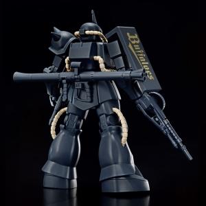 HG MS-06S ザクII(バファローズVer.) (1)
