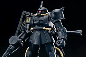 HG MS-06S ザクII(バファローズVert
