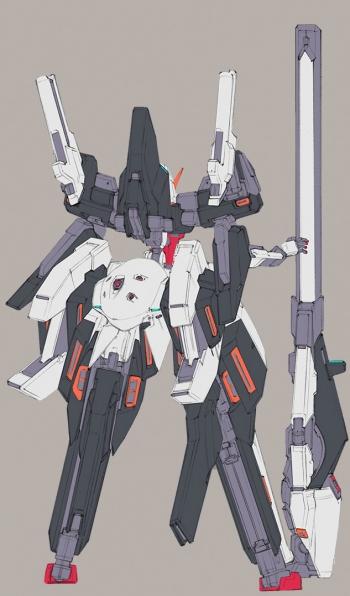 RX-124 ガンダムTR-6[ハイゼンスレイII] (1)