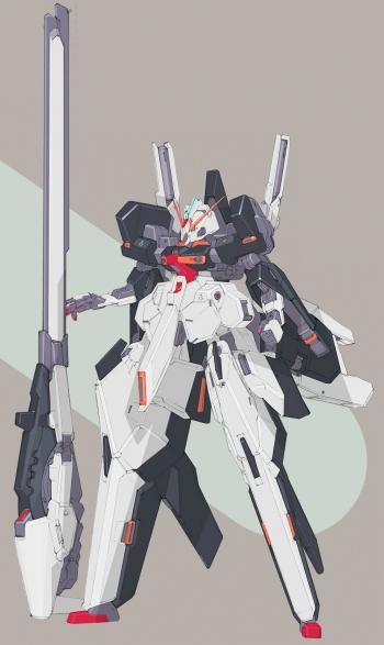 RX-124 ガンダムTR-6[ハイゼンスレイII] (2)