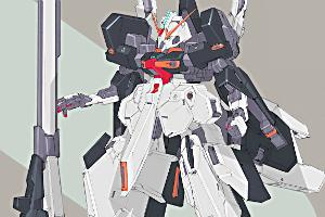 RX-124 ガンダムTR-6[ハイゼンスレイII] (2)t