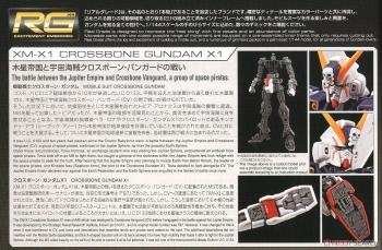 RG クロスボーン・ガンダムX1 (24)