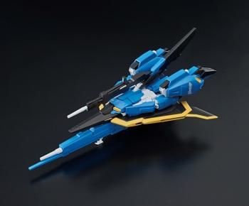 HG MSZ-006 ゼータガンダム ファイターズVer. (1)