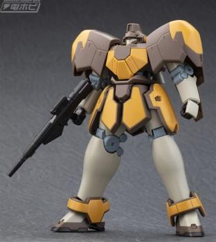 HG マグアナック(ラシード機/アブドゥル機) (3)